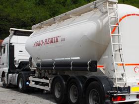 Agro-Hemik Ljig kamionski prevoz